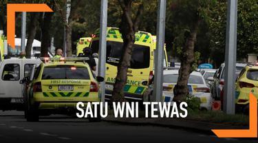 Seorang WNI bernama Lilik Abdul Hamid, dinyatakan tewas pasca serangan teror di Selandia Baru.