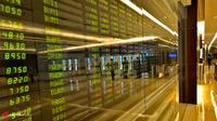 Indeks Harga Saham Gabungan (IHSG) dibuka melemah 32,35 poin ke level 4.693,81 pada pra pembukaan perdagangan saham Jumat pekan ini.
