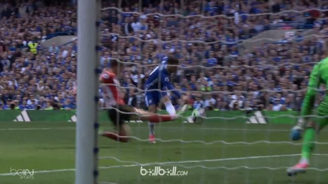 Berita video 5 gol Chelsea ke gawang Sunderland pada laga terakhir Premier League musim 2016-2017. This video presented by BallBall.
