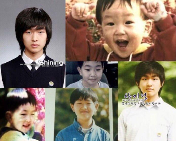 Intip 6 foto menggemaskan para K-Pop leader saat mereka masih kecil. Kira-kira ada oppa idola kamu nggak ya? (Sumber Foto: soompi.com)