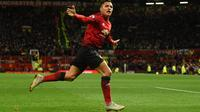 4. Alexis Sanchez - Sanchez sepertinya masih membawa penampilan buruknya di Arsenal saat bersama United. Meski Mourinho tak bisa sepenuhnya disalahkan namun Mourinho gagal memaksimalkan kemampuan Sanchez. (AFP/Oli Scarff)