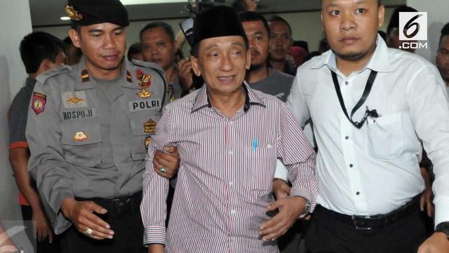 Terpidana kasus korupsi APBD Bangkalan, Fuad Amin dikabarkan tidak terlihat di dalam sel tahanannya.