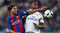 Ronaldinho (AP Photo/Hussein Malla)