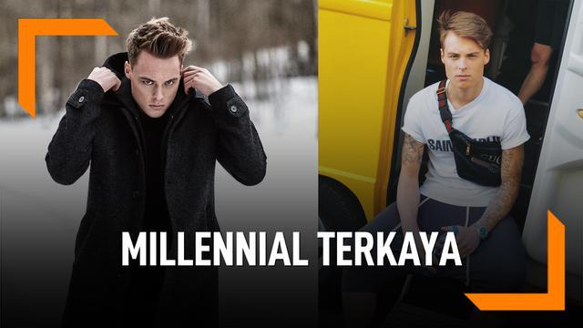 Millennials Terkaya Di Dunia, Hartanya sampai 42,4 triliun