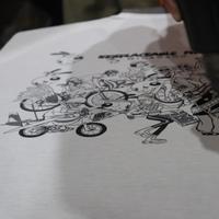 Melalui komik, Giordano mengajak masyarakat Indonesia untuk menunjukkan kebanggaannya (Foto: Giordano)