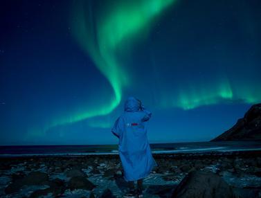 Menikmati Keindahan Aurora Borealis di Langit Norwegia