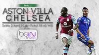 Aston Villa vs Chelsea (Bola.com/Samsul Hadi)