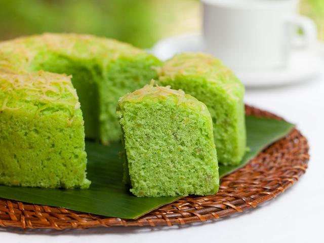 Resep Bolu Pandan Tabur Keju Super Enak - Lifestyle Fimela.com