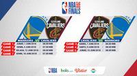 NBA Playoff 2018 Final (Bola.com/Adreanus Titus)