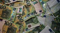 Ilustrasi mata uang Euro (dok.unsplash)