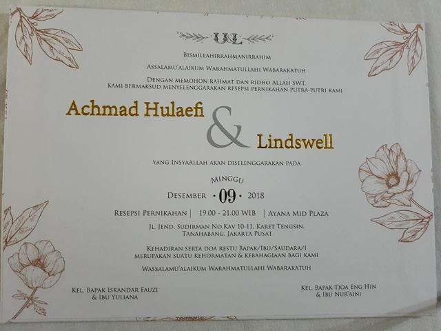 Kata Kata Undangan Pernikahan Islami Dan Kata Mutiara Indah Dilengkapi Dengan Contoh Hot Liputan6 Com