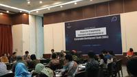 Bappenas gandeng JICA teken Records of Discussion (R/D) mengenai proyek kerja sama teknis Strengthening Framework of Implementation of Sustainable Development Goals. (Foto: Merdeka.com/Yayu Agustini Rahayu)