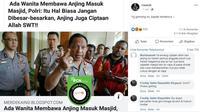 [Cek Fakta] Gambar Tangkapan Layar Merdeka.com Dicatut Hoaks