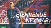 Neymar PSG (Bola.com/Adreanus Titus)