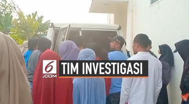 Polri membentuk tim investigasi gabungan untuk mengusut penyebab meninggalnya dua mahasiswa di Kendari, Sulawesi Tenggara saat mengikuti demo.