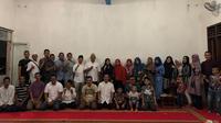 Ditjen PUM Kemendagri menyelenggarakan buka puasa bersama di Pondok Pesantren Riyadhul Huda, Bogor, Minggu (26/5/2019). (foto: Ditjen PUM Kemendagri)