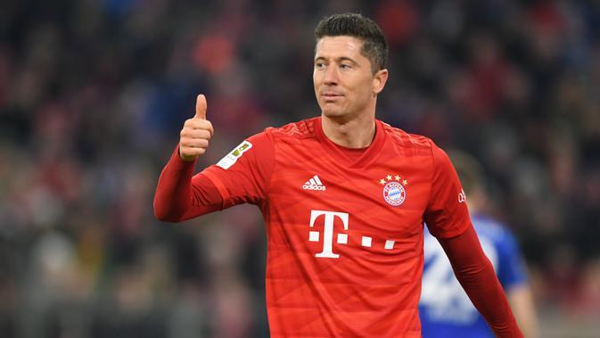 Bayern Munchen Tanpa Robert Lewandowski saat Menantang PSG ...