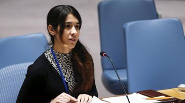 Wanita Yazidi eks Budak Seks ISIS, Nadia Murad
