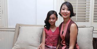 Naura telah sukses menggelar konser bertajuk Dongeng di Taman Ismail Marzuki, Jakarta, pada 24 dan 25 Oktober 2015. Meski begitu, putri Nola B3 itu tak mau berpuas diri.  (Galih W. Satria/Bintang.com)