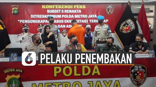 Kasus penembakan di kafe di Cengkareng, Jakarta Barat (25/2/2021) diungkap.