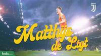 Matthijs de Ligt Juventus (Bola.com/Adreanus Titus)