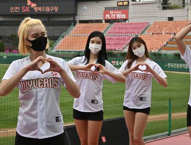 Liga Baseball Korea Selatan Kembali Bergulir di Tengah Pandemi COVID-19