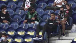 Walaupun bermain tanpa sang superstar, Cristiano Ronaldo, Portugal tetap mampu menang meyakinkan atas Kroasia dengan skor 4-1. (AP/Miguel Angelo Pereira)