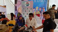 Syukuran sinetron Banyak Jalan Menuju Rhoma tayang di Indosiar, Senin (23/9/2019) di Jakarta (Dok Indosiar)