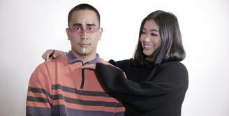 Tribal Pop Up For Man|Makeup Ala Cindercella