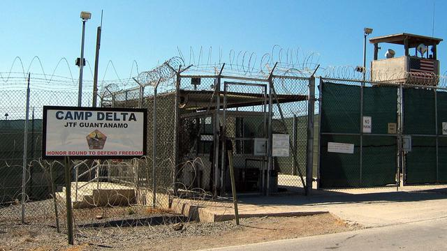 Camp Delta, Guantanamo (Wikimedia Commons)