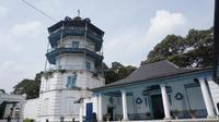 Bangunan Keraton Kasunanan Surakarta.(Liputan6.com/Fajar Abrori)