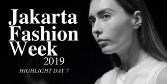 Jakarta Fashion Week 2019: Highlight Day 7