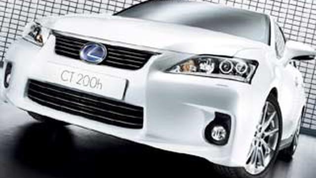 Lexus Ct F Sport >> Toyota Luncurkan Lexus Ct 200h F Sport Otomotif Liputan6 Com