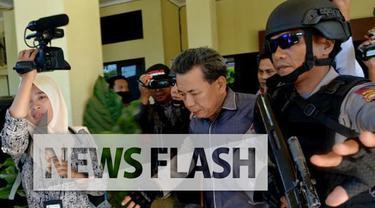 Satgas Komisi Pemberantasan Korupsi (KPK) menerbangkan hakim Pengadilan Negeri Kepahiang, Bengkulu, berinisial JP ke Jakarta.