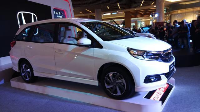 Spesifikasi Lengkap 5 Varian Honda Mobilio Terbaru - Otomotif Liputan6.com