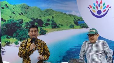 Ketua Umum Perhimpunan Hotel dan Restoran Indonesia (PHRI) Hariyadi Sukamdani. Liputan6.com/Tira