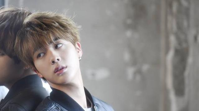 Jin `BTS`