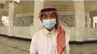 Anak Muda Asal Madura Ini Bekerja di Masjidil Haram. Foto dok. YouTube @sahabat salam