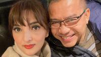 Ashanty dan Anang Hermansyah (Dok.Instagram/@ashanty_ash/https://www.instagram.com/p/B5uyPUdJzSz/Komarudin)