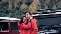 Darius Sinathrya dan Donna Agnesia. (Foto: Instagram @darius_sinathrya)