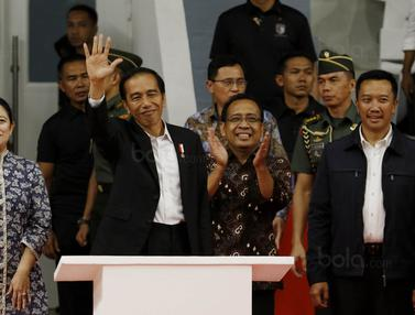 Peresmian Istora Senayan