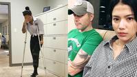 Alami KDRT, Ini 7 Potret Tiga Setia Gara Saat Lakukan Perawatan (sumber: Instagram.com/tigawat)
