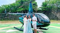 Maharani Kemala bisnis Urban Air Helicopter. (IST)
