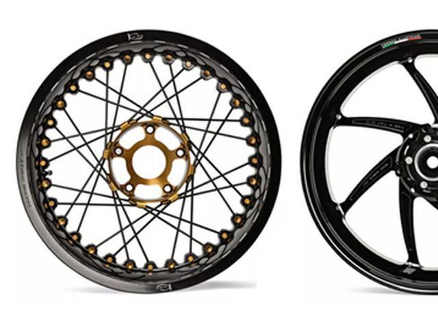 Roda Alloy Rim Sepeda Motor Gambar Png
