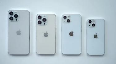Model dummy iPhone 13 series