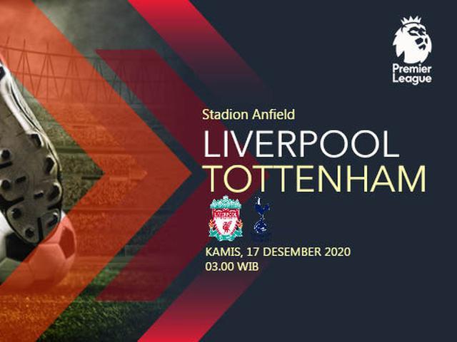 Prediksi Liga Inggris Liverpool Vs Tottenham Hotspur Berebut Posisi Teratas Bola Liputan6 Com