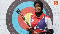 Pemanah Diananda Choirunisa siap mewakili Indonesia di Pesta Olahraga Terbesar Asia (POTA) 2018 yang akan berlangsung pada 18 Agustus - 2 September 2018.