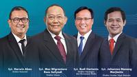 Kementerian Badan Usaha Milik Negara dan PT SGS selaku pemegang saham menunjuk jajaran direksi baru PT Sucofindo (Persero).