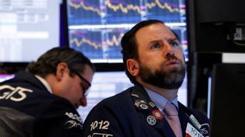 Wall Street Melambung, The Fed Beri Sinyal Tapering dan Tak Segera Naikkan Suku Bunga