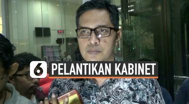 KPK merespons pengangkatan sejumlah tokoh menjadi menteri dalam Kabinet Indonesia Maju Jokow-Ma'ruf. Jubir KPK Febri Diansyah mengatakan sebagian menteri pernah jadi saksi kasus korupsi.